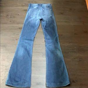 "MY FAVORITE !! ""GOLD SHINE"" Denim Jeans"